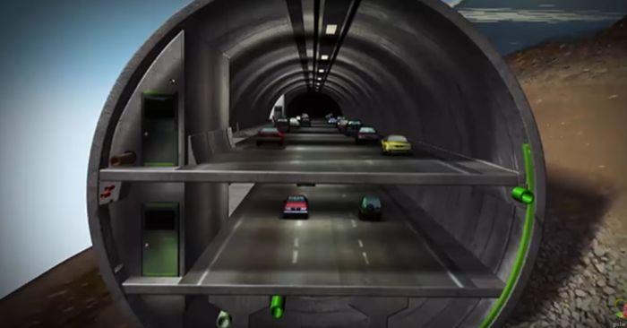 Recep Tayyip Erdogan a inaugurat primul tunel rutier pe sub strâmtoarea Bosfor