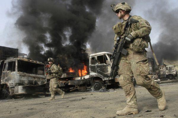 """Adevărata miză a invaziei din Afganistan? O """"mică"""" comoară de 3000 de miliarde de dolari!"""