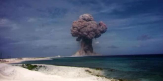 teste nucleare