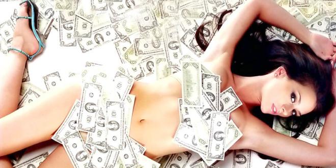 femei si bani