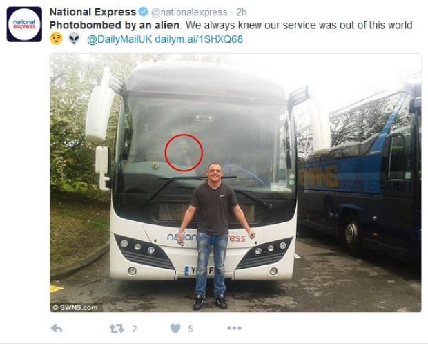 autocar extraterestru