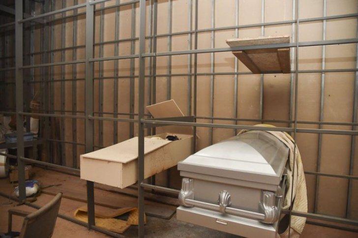 casa funerara