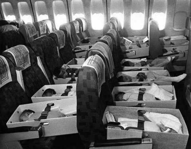 copii avion