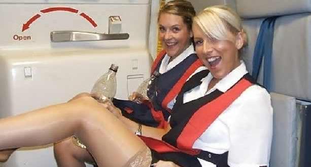 stewardesa sex