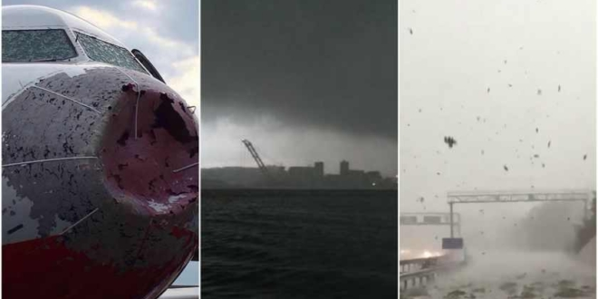 furtuna devastatoare istanbul
