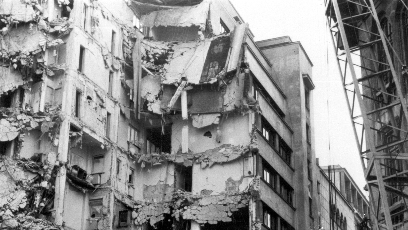 cutremur Bucuresti 1977