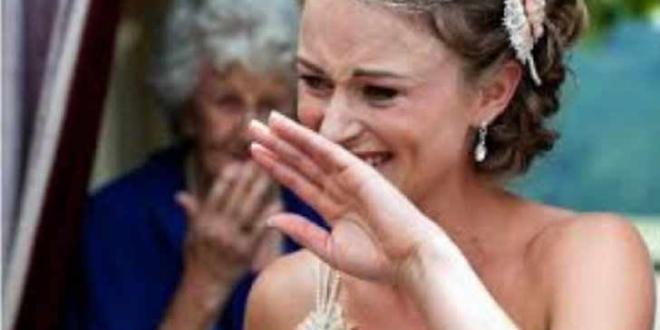 mireasa in lacrimi