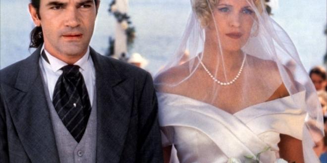 Antonio-Banderas-Melanie-Griffith-Wedding
