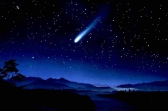 ploaia de meteori Orionide