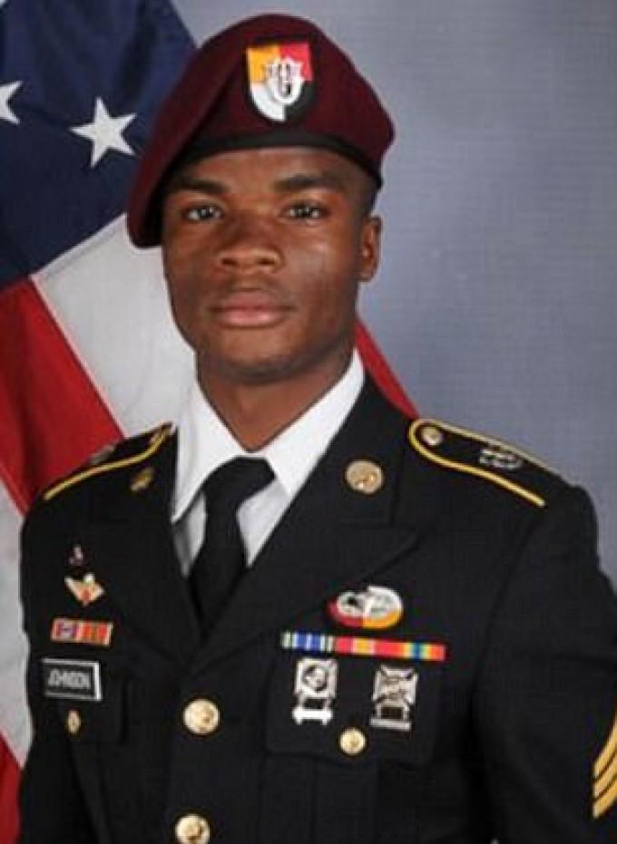 soldat cazut la datorie in nigeria