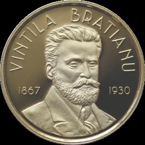 Vintila-Bratianu-BNR-revers