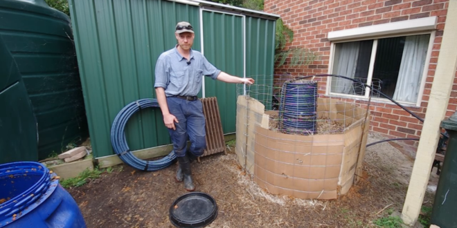 centrala compost