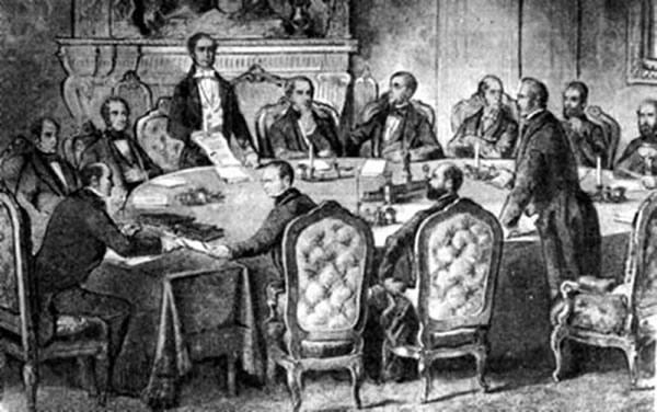 Conferinta de la Paris 1856