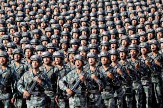 armata chinei