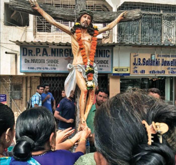 statuia lui Iisus