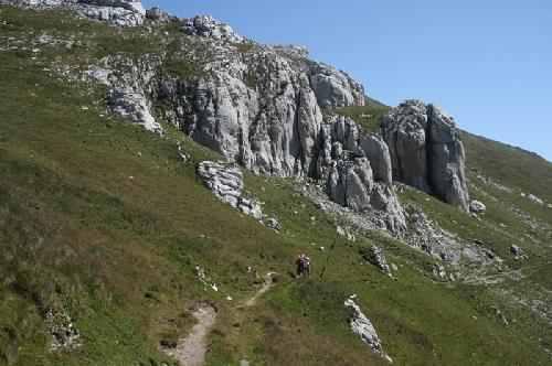 Piciorul Muntelui Doamnele
