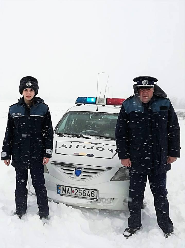 agenti de politie