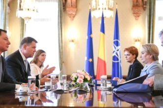 Avertisment pentru Guvern de la președintele României, Klaus Iohannis