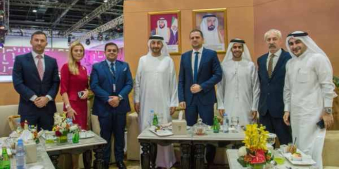 Ministrul turismului in EAU