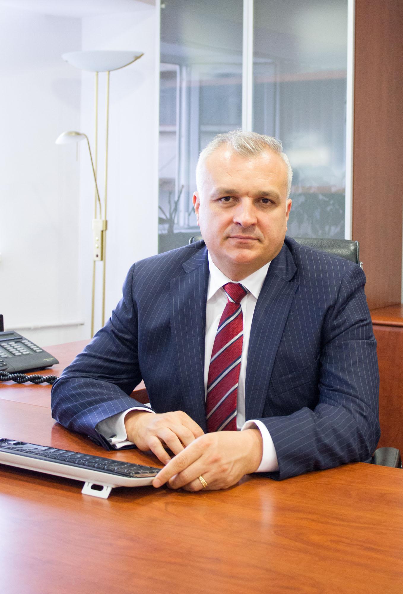 Vicepresedinte ASF - Cornel Coca Constantinescu