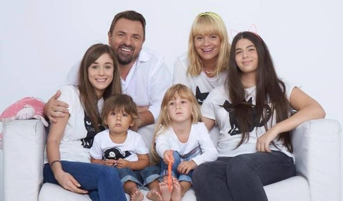 Horia-Brenciu-si-familia-sa